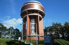 """Wieża ciśnień Kazimierz - Gdańsk [Wieże i punkty widokowe]<br><a href=""""?s=nadmorskie-poi&o=we&id_kat=57&id_m=35&id=4817"""">pokaż szczegóły punktu...</a>"""