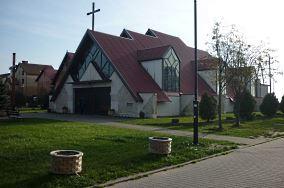 """Kościół rzym-kat. pw. św. Anny - ul. Kaperska 30 - Chałupy [Kościoły i kaplice]<br><a href=""""?s=nadmorskie-poi&o=we&id_kat=25&id_m=18&id=2354"""">pokaż szczegóły punktu...</a>"""