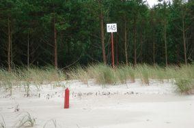 """145 km - Karwieńskie Błoto Drugie [Kilometraż]<br><a href=""""?s=nadmorskie-poi&o=we&id_kat=18&id_m=78&id=1061"""">pokaż szczegóły punktu...</a>"""