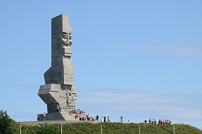 """Pomnik Obrońców Wybrzeża - Gdańsk [Pomniki]<br><a href=""""?s=nadmorskie-poi&o=we&id_kat=46&id_m=35&id=3678"""">pokaż szczegóły punktu...</a>"""