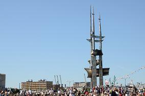Maszty - Gdynia [Pomniki]