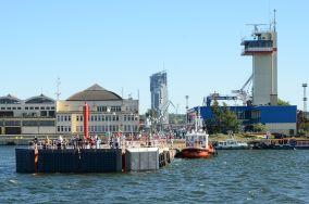 """SR 014 KSBM VTS Zatoka - Gdynia Kapitanat Portu - Gdynia [Radary]<br><a href=""""?s=nadmorskie-poi&o=we&id_kat=4&id_m=37&id=3649"""">pokaż szczegóły punktu...</a>"""
