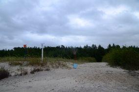 36 - Osieki [Wejścia na plażę]