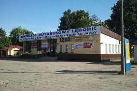 """PKS Lębork - Lębork [Dworce i przystanki autobusowe]<br><a href=""""?s=nadmorskie-poi&o=we&id_kat=12&id_m=97&id=2216"""">pokaż szczegóły punktu...</a>"""