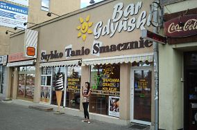 Bar Gdyński - ul. Dworcowa 9 - Gdynia [Restauracje i bary]