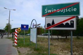 """Granica zachodnia Polski - droga - Świnoujście [Przeszkody]<br><a href=""""?s=nadmorskie-poi&o=we&id_kat=14&id_m=205&id=680"""">pokaż szczegóły punktu...</a>"""