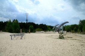 """Granica zachodnia Polski - plaża - Świnoujście [Przeszkody]<br><a href=""""?s=nadmorskie-poi&o=we&id_kat=14&id_m=205&id=72"""">pokaż szczegóły punktu...</a>"""