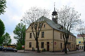 Muzeum Rybołówstwa Morskiego - Pl. Rybaka 1 - Świnoujście [Muzea i zabytki]