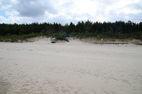 M - Lubiewo [Wejścia na plażę]