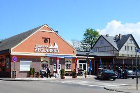 """Tawerna Żeglarska - ul. Mała 5 - Dziwnów [Restauracje, bary i kawiarnie]<br><a href=""""?s=nadmorskie-poi&o=we&id_kat=5&id_m=29&id=1080"""">pokaż szczegóły punktu...</a>"""