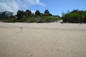 """385.9 km - Dziwnówek [Wejścia na plażę]<br><a href=""""?s=nadmorskie-poi&o=we&id_kat=13&id_m=30&id=1394"""">pokaż szczegóły punktu...</a>"""