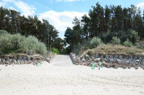 """5 - Pogorzelica [Wejścia na plażę]<br><a href=""""?s=nadmorskie-poi&o=we&id_kat=13&id_m=147&id=162"""">pokaż szczegóły punktu...</a>"""
