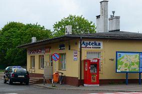 Global Cash - ul. Wylotowa 12a - Kołobrzeg [Bankomaty i kantory]