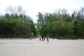 4 - Sianożęty [Wejścia na plażę]