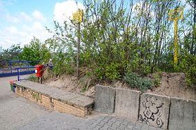 ul. Wojska Polskiego - Mielno [Wejścia na plażę]