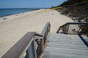 """217.x km - Rowy [Wejścia na plażę]<br><a href=""""?s=nadmorskie-poi&o=we&id_kat=13&id_m=164&id=1245"""">pokaż szczegóły punktu...</a>"""