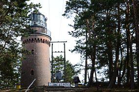 Czołpino - Czołpino [Latarnie morskie]. Zdjęcie wykonane 21.05.2012.