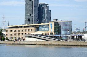 """Akwarium Gdyńskie MIR - al. Jana Pawła II 1 - Gdynia [Muzea i zabytki]<br><a href=""""?s=nadmorskie-poi&o=we&id_kat=3&id_m=37&id=803"""">pokaż szczegóły punktu...</a>"""