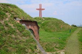 """Góra Gradowa 46 m - Gdańsk [Nadmorskie wierchy]<br><a href=""""?s=nadmorskie-poi&o=we&id_kat=80&id_m=35&id=360"""">pokaż szczegóły punktu...</a>"""