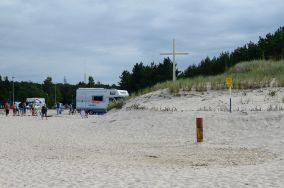 """Falochron zachodni - Łeba [Wejścia na plażę]<br><a href=""""?s=nadmorskie-poi&o=we&id_kat=13&id_m=107&id=3803"""">pokaż szczegóły punktu...</a>"""