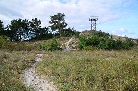 Wieża obserwacyjna - Hel [Dawne obiekty wojskowe]