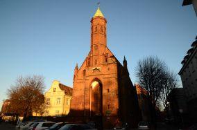 """Kościół rzym-kat. pw. św. Elżbiety - ul. Elżbietańska 1 - Gdańsk [Kościoły i kaplice]<br><a href=""""?s=nadmorskie-poi&o=we&id_kat=25&id_m=35&id=2846"""">pokaż szczegóły punktu...</a>"""