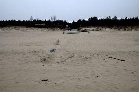 11 - Gdańsk [Wejścia na plażę]