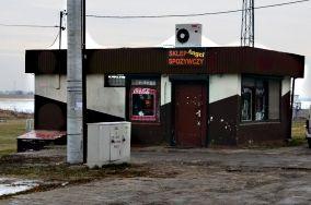 Sklep spożywczy Angel - ul. Świbnieńska - Gdańsk [Sklepy spożywcze]