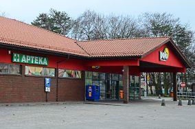 Euronet (Polo Market) - ul. Dworcowa 1 - Hel [Bankomaty i kantory]
