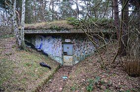 Schron amunicyjny - Hel [Muzea i zabytki - 31 BAN]