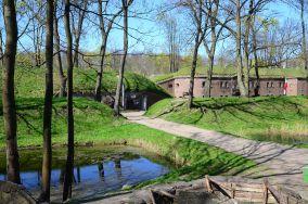 Fort Gerharda (Wschodni) - ul. Bunkrowa 2 - Świnoujście [Muzea i zabytki]