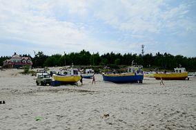 KRM - Krynica Morska [Przystanie i porty rybackie]