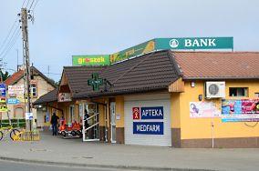 """Apteka MedFarm - ul. Gdańska 36 - Stegna [Apteki i drogerie]<br><a href=""""?s=nadmorskie-poi&o=we&id_kat=2&id_m=187&id=1460"""">pokaż szczegóły punktu...</a>"""