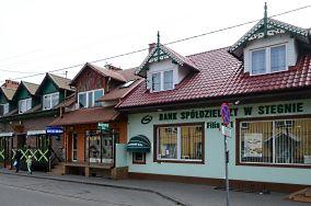 SGB - ul. Kościuszki 2 - Stegna [Bankomaty i kantory]