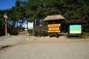 """Słowiński Park Narodowy (zielony szlak) - Rowy [Ochrona przyrody]<br><a href=""""?s=nadmorskie-poi&o=we&id_kat=54&id_m=164&id=491"""">pokaż szczegóły punktu...</a>"""