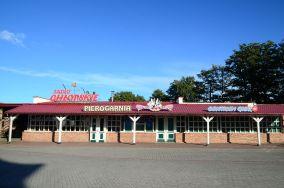 """Restauracja Chłopska - ul. Bałtycka 3 - Rowy [Restauracje, bary i kawiarnie]<br><a href=""""?s=nadmorskie-poi&o=we&id_kat=5&id_m=164&id=2"""">pokaż szczegóły punktu...</a>"""