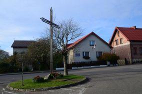 Krzyż na rondzie - Hel [Krzyże i kapliczki]