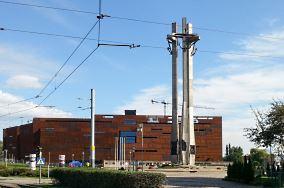 """Europejskie Centrum Solidarności - pl. Solidarności 1 - Gdańsk [Wieże i punkty widokowe]<br><a href=""""?s=nadmorskie-poi&o=we&id_kat=57&id_m=35&id=4863"""">pokaż szczegóły punktu...</a>"""