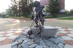 """Rybak - Jarosławiec [Pomniki]<br><a href=""""?s=nadmorskie-poi&o=we&id_kat=46&id_m=59&id=4685"""">pokaż szczegóły punktu...</a>"""