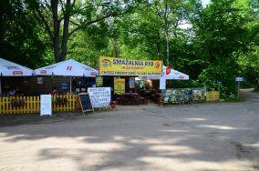 Smażalnia ryb U Zamojskich - ul. Latarników 1 - Stilo (Osetnik) [Restauracje i bary]