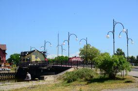 """Most na Łebie - Łeba [Mosty i kładki]<br><a href=""""?s=nadmorskie-poi&o=we&id_kat=42&id_m=107&id=3619"""">pokaż szczegóły punktu...</a>"""