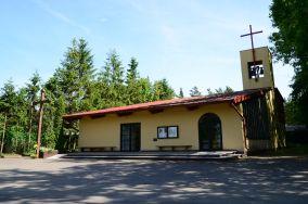 """Kościół rzym-kat. pw. św. Maksymiliana Kolbego - Kopalino [Kościoły i kaplice]<br><a href=""""?s=nadmorskie-poi&o=we&id_kat=25&id_m=317&id=4141"""">pokaż szczegóły punktu...</a>"""