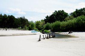 1 - Karwieńskie Błota [Wejścia na plażę]