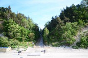 """23 - Jastrzębia Góra [Wejścia na plażę]<br><a href=""""?s=nadmorskie-poi&o=we&id_kat=13&id_m=61&id=1026"""">pokaż szczegóły punktu...</a>"""