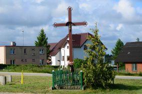 Krzyż - Tupadły [Krzyże i kapliczki]