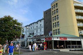Hotel Aurora - Międzyzdroje [Kamery internetowe]
