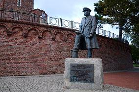 Pomnik kmdr. Stanisława Mieszkowskiego - Kołobrzeg [Pomniki]