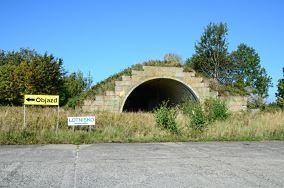 Dawne lotnisko Północnej Grupy Wojsk Radzieckich - Bagicz [Dawne obiekty wojskowe]