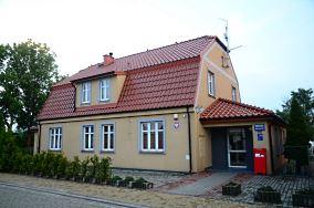FUP Sławno 1 - ul. Nadmorska 32 - Jarosławiec [Poczta Polska]