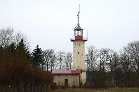 """Rozewie II, tzw. Nowa latarnia - Rozewie [Latarnie morskie]<br><a href=""""?s=nadmorskie-poi&o=we&id_kat=103&id_m=165&id=3213"""">pokaż szczegóły punktu...</a>"""